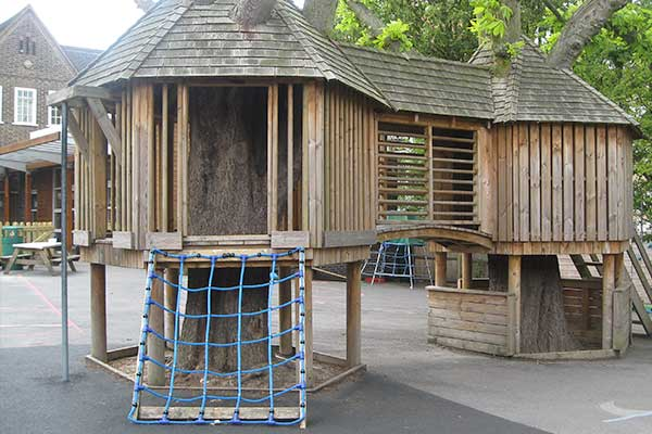 Highlife Treehouses - Play Areas