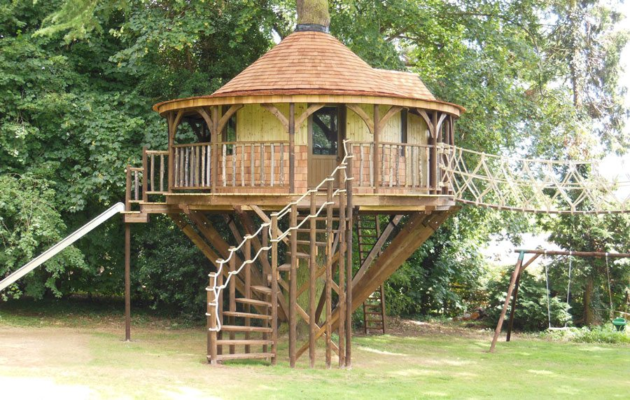 Highlife Bespoke Tree Houses